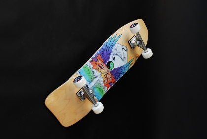 DRIFTER X WES HUMPSTON SKATE BOARD -complete-