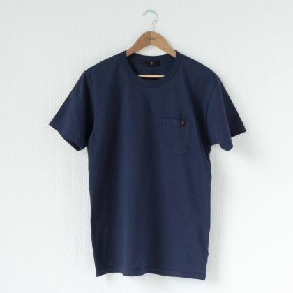 RED BALL POCKET TEE